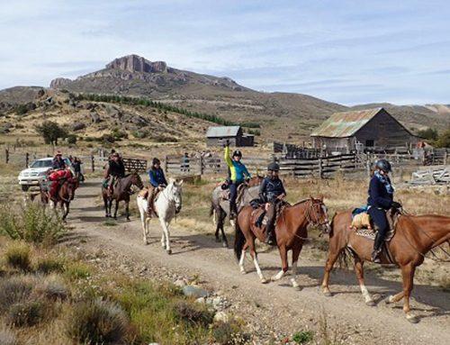 La aventura de cruzar a caballo la Cordillera de los Andes